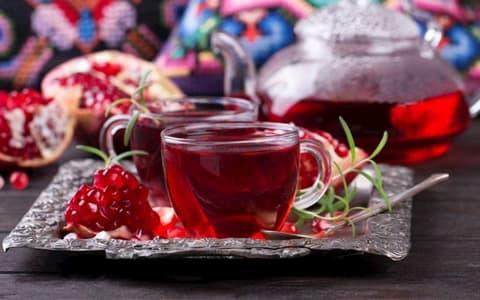 Nar çayı nasıl demlenir