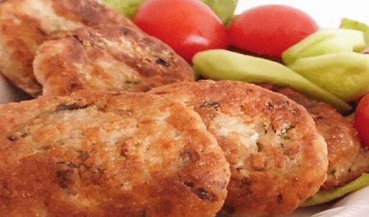 Pratik ekmek köftesi tarifi