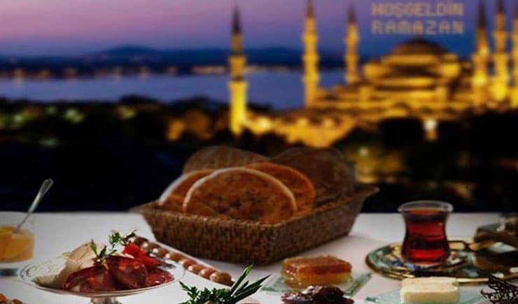 Ramazan ayında beslenme nasıl olmalıdır?