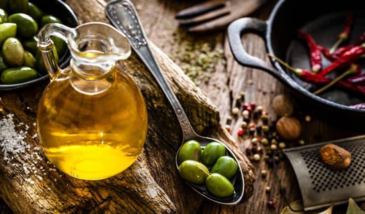 Zeytinyağında hangi vitaminler var?