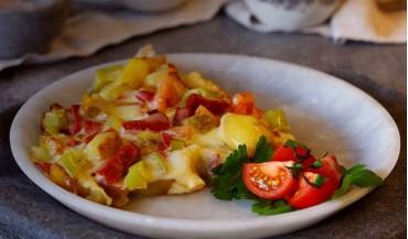 Sebzeli Patates Tarifi