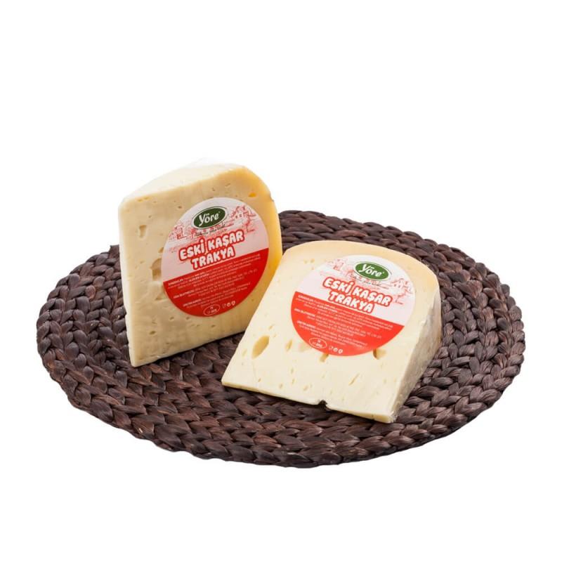 Yöre Trakya Eski Kaşar Peyniri ürünü