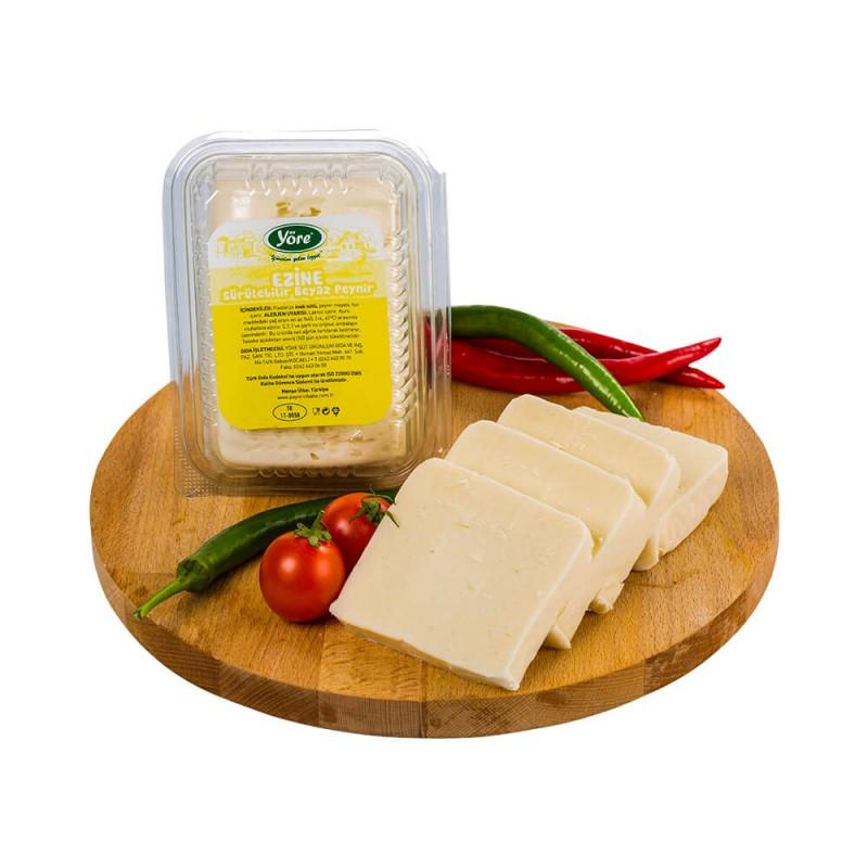 Yöre Ezine Klasik Tam Yağlı İnek Beyaz Peynir Yumuşak ürünü