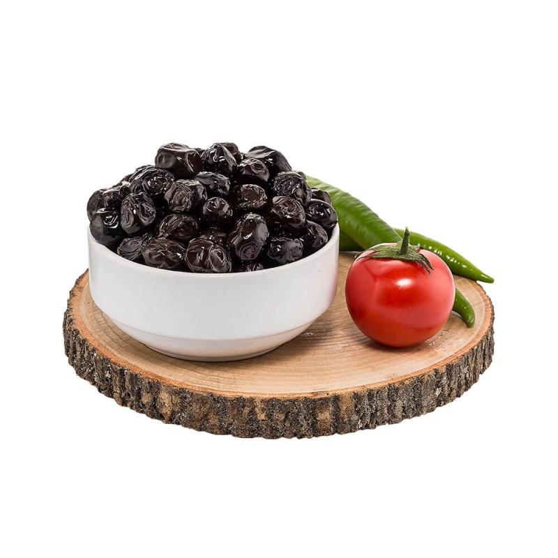 Yöre Gemlik Jumbo Siyah Zeytin ürünü