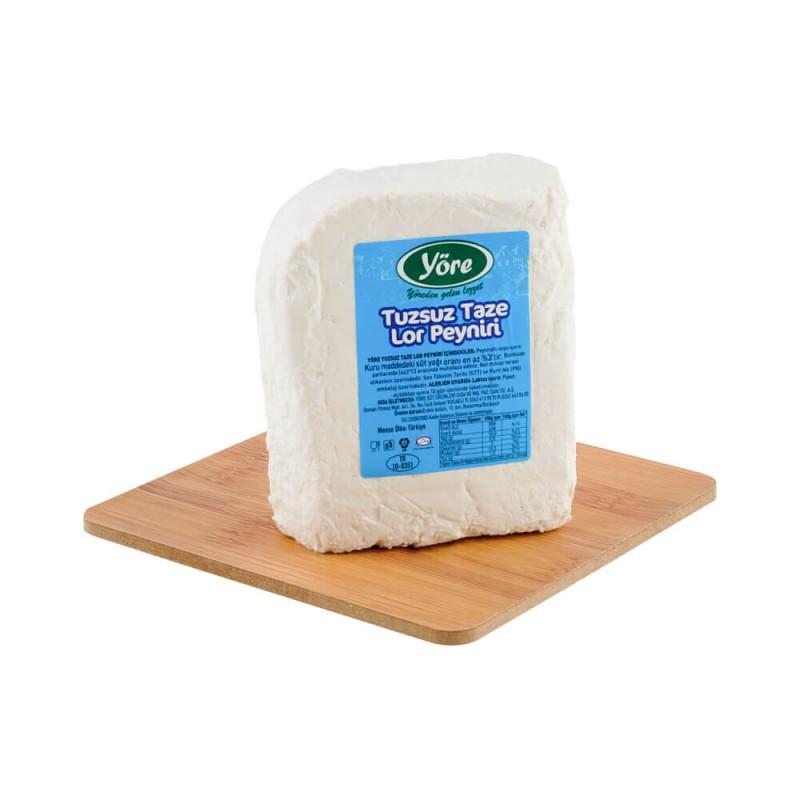 Yöre Tuzsuz Diyet Lor Peyniri ürünü