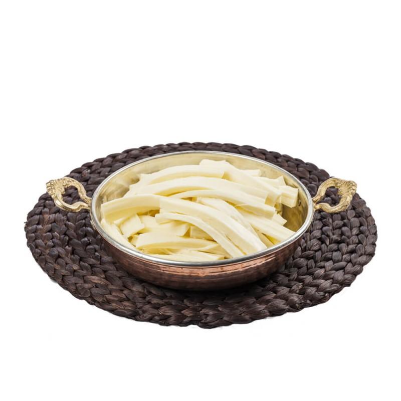 Yöre Trabzon Tam Yağlı Tuzsuz Tel Peyniri ürünü