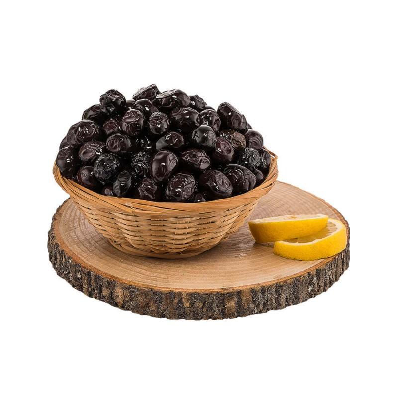 Yöre Gemlik Mega Siyah Zeytin ürünü