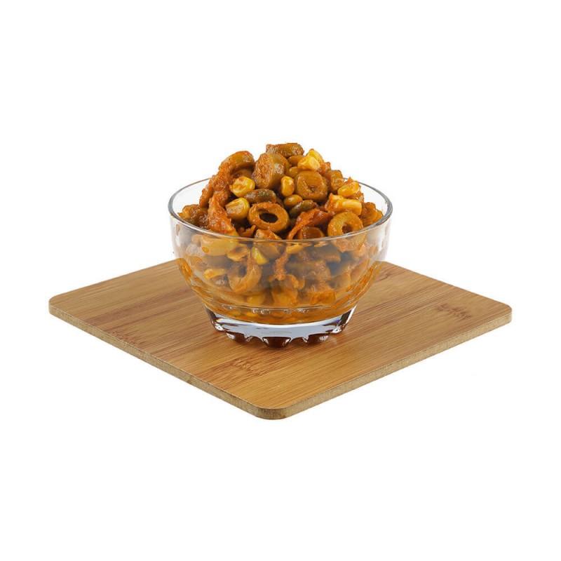 Sosero Ege Zeytin Salatası 1700 gr Tabak ürünü