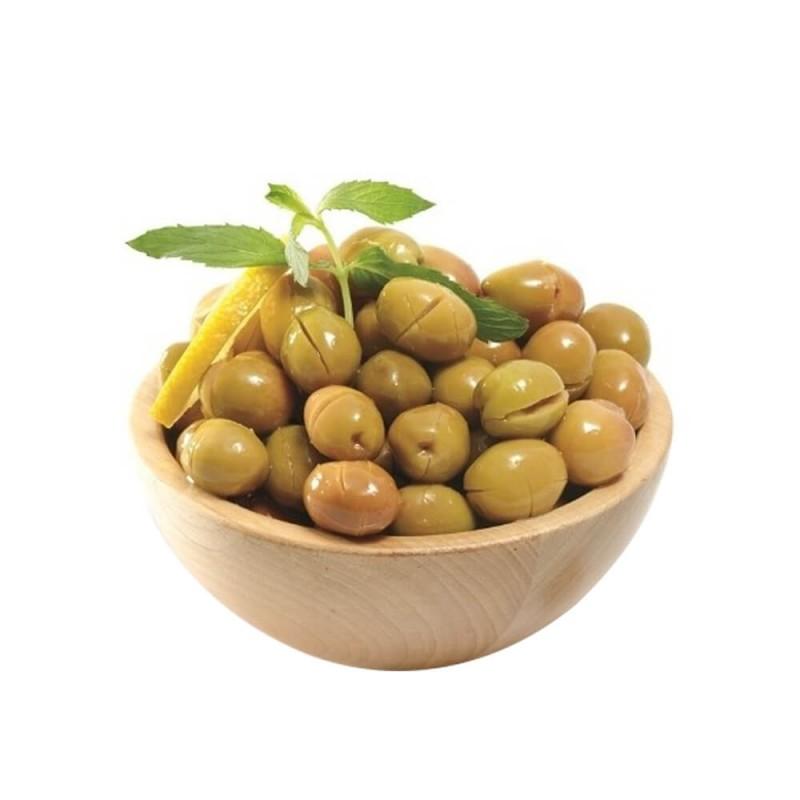 Yöre Akdeniz Kırma Yeşil Zeytin ürünü