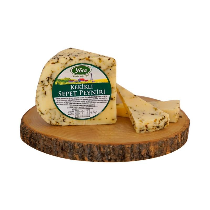 Yöre Kekikli Sepet Peyniri 350 gr ürünü