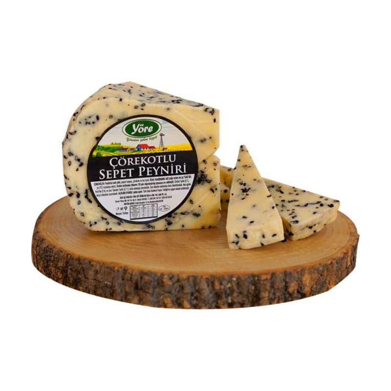 Yöre Çörek Otlu Sepet Peyniri 350 gr ürünü