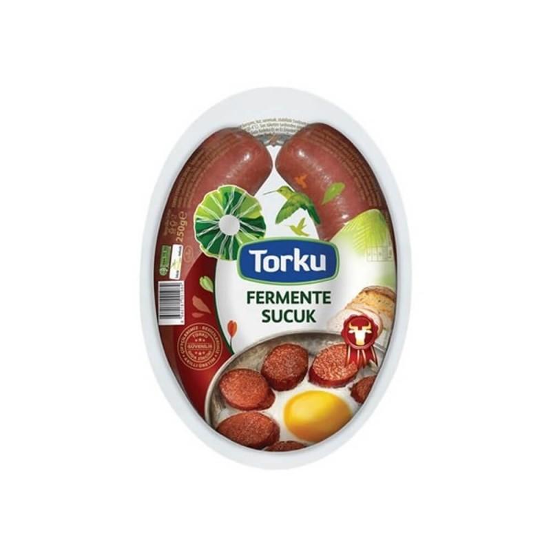 Torku Fermente Sucuk 225 gr ürünü