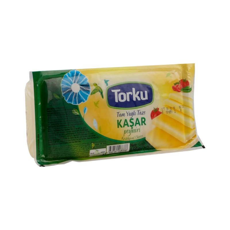 Torku Kaşar Peyniri 650 gr ürünü
