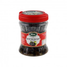Yöre Sofralık Yağlı Siyah Zeytin 800 gr