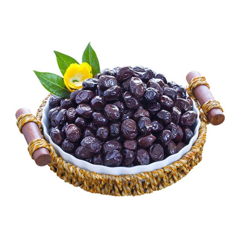 Yöre Gurme İnci Tanesi Yağlı Sele Siyah Zeytin 750 gr Teneke ürünü