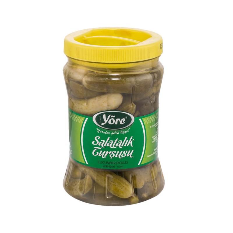 Yöre Salatalık Turşusu Pet 1 kg ürünü