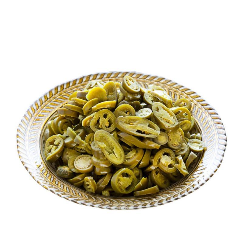 Yöre Jalapeno Biber Turşusu Cam Kavanoz 670 gr ürünü