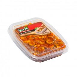 Sosero Ege Zeytin Salatası 250 gr Vakum Tabak
