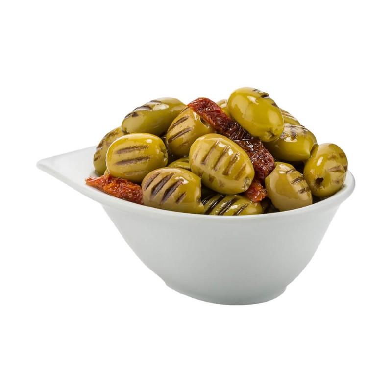 Sosero Grill Izgara Zeytin 450 gr Cam Kavanoz ürünü