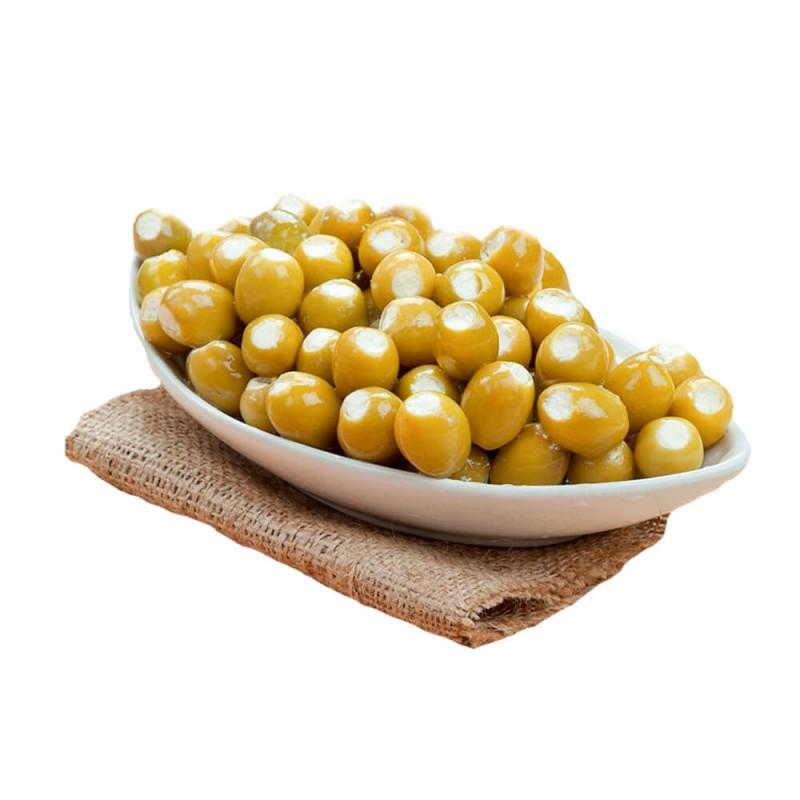 Sosero Peynir Dolgulu Yeşil Zeytin 290 gr Cam Kavanoz ürünü