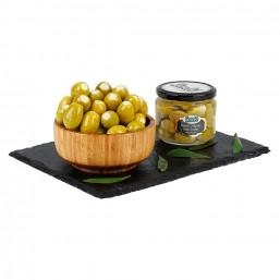 Sosero Peynir Dolgulu Yeşil Zeytin 290 gr Cam Kavanoz