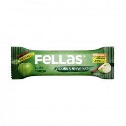 Fellas Elmalı Tarçınlı Bar 35 gr