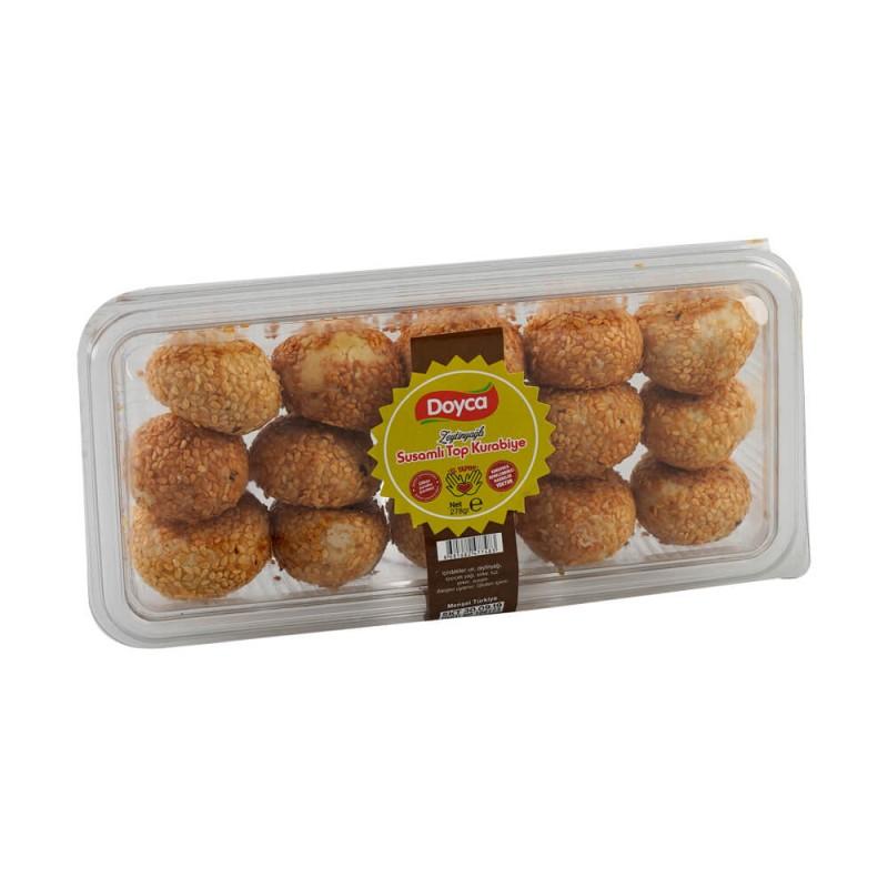 Doyca Susamlı Top Kurabiye 278 gr ürünü