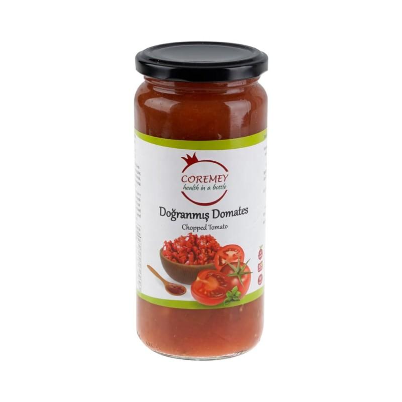 Coremey Doğranmış Domates 500 gr ürünü