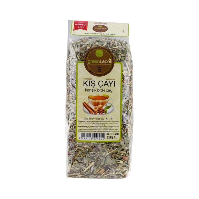 Green Label Kış Çayı 200 gr ürünü
