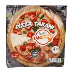 Tandoor Pizza Tabanı 480 gr