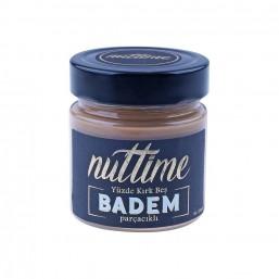 Nuttime Parçacıklı Badem Ezmesi 250 gr