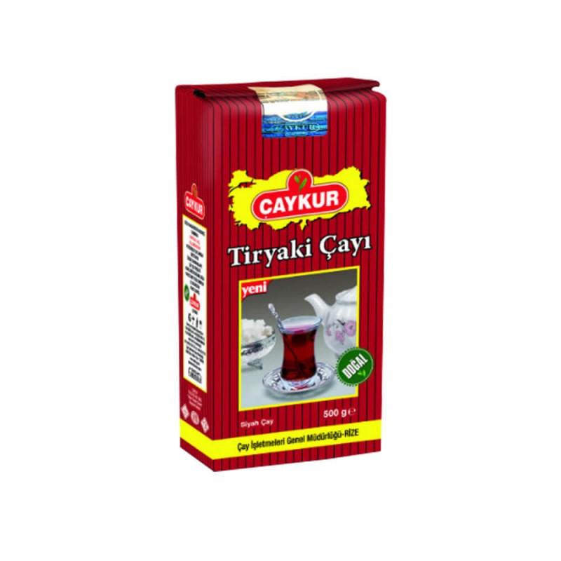 Çaykur Tiryaki Siyah Çay 500 gr ürünü