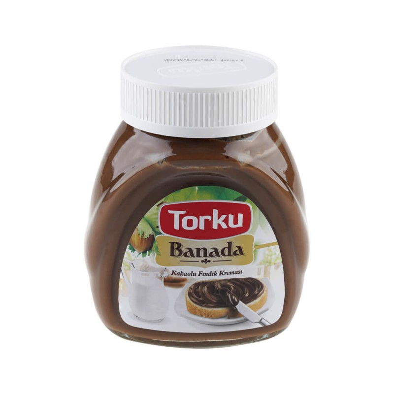 Torku Banada Kakaolu Fındık Kreması 700 gr ürünü