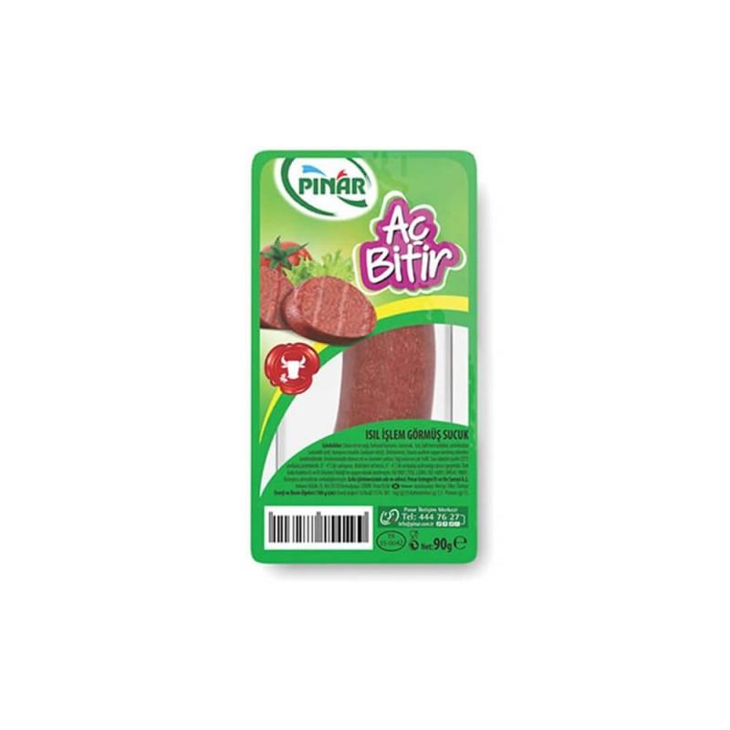 Pınar Aç Bitir Dana Sucuk 90 gr ürünü