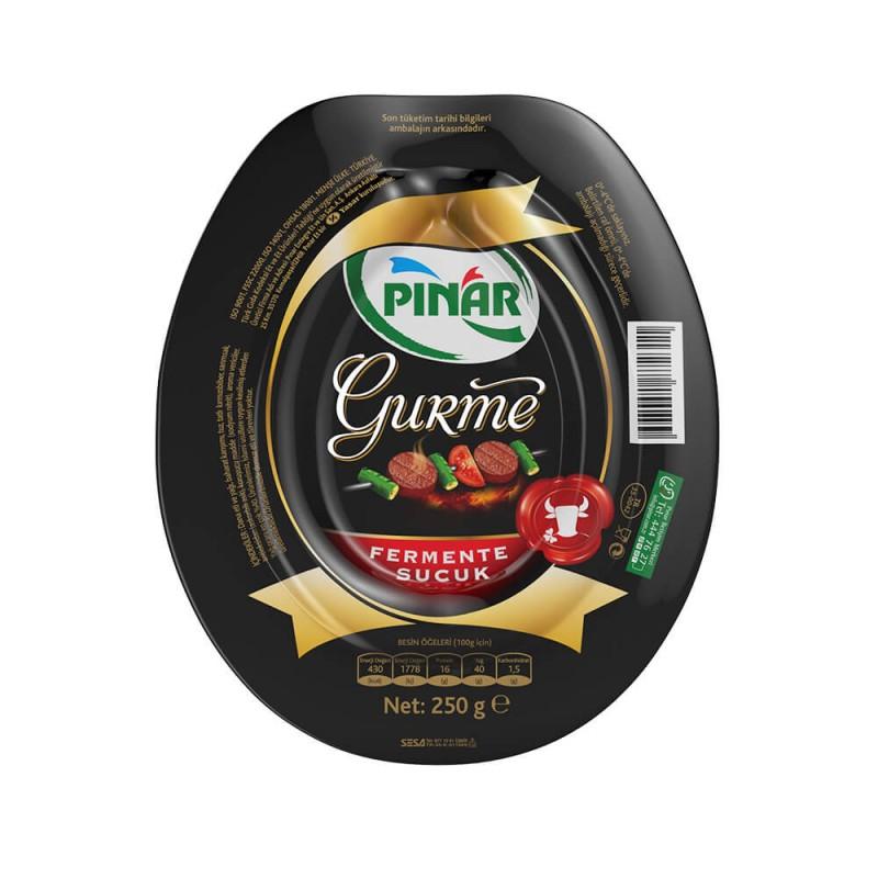 Pınar Gurme Dana Sucuk 250 gr ürünü