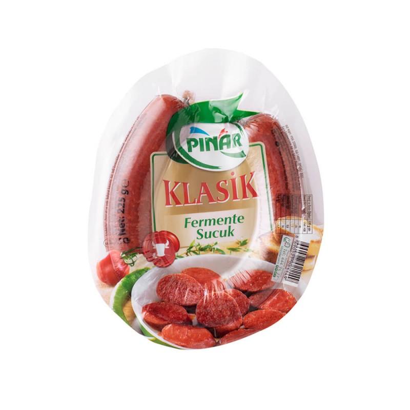 Pınar Klasik Dana Sucuk 225 gr ürünü
