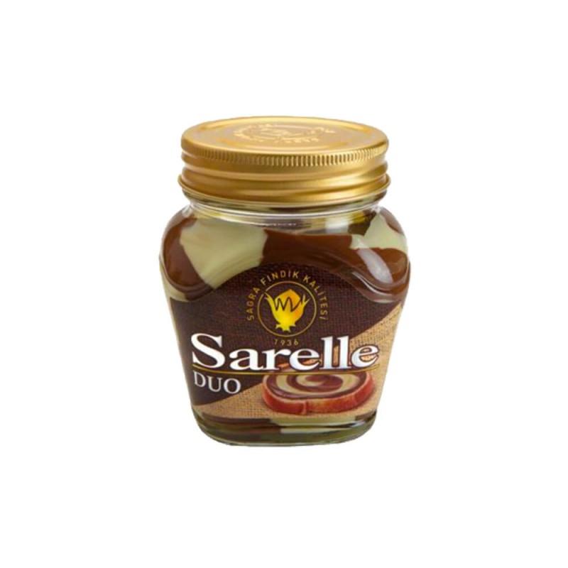 Sarelle Duo Fındık Kreması 350 gr ürünü