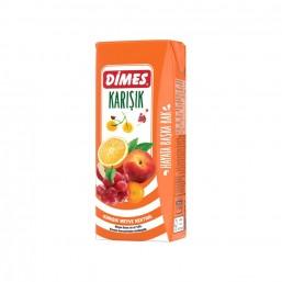 Dimes Karışık Meyveli Meyve Nektarı 200 ml