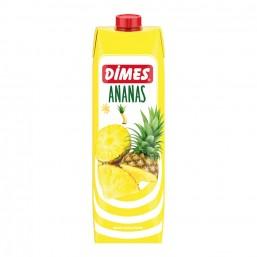 Dimes Ananasli Meyve Nektarı 1lt
