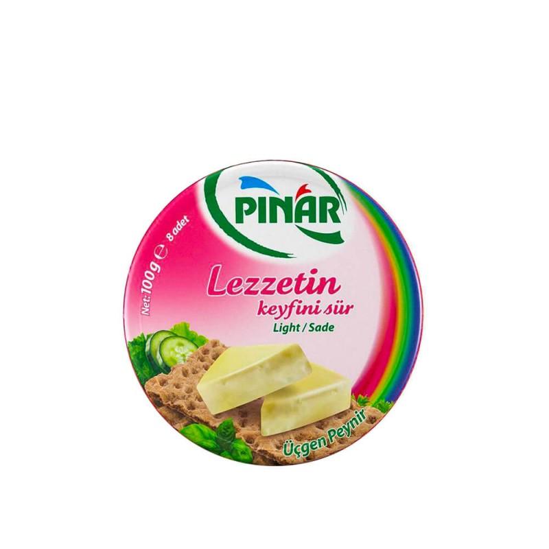 Pınar Light Üçgen Peynir 8 Adet 12.5 gr ürünü