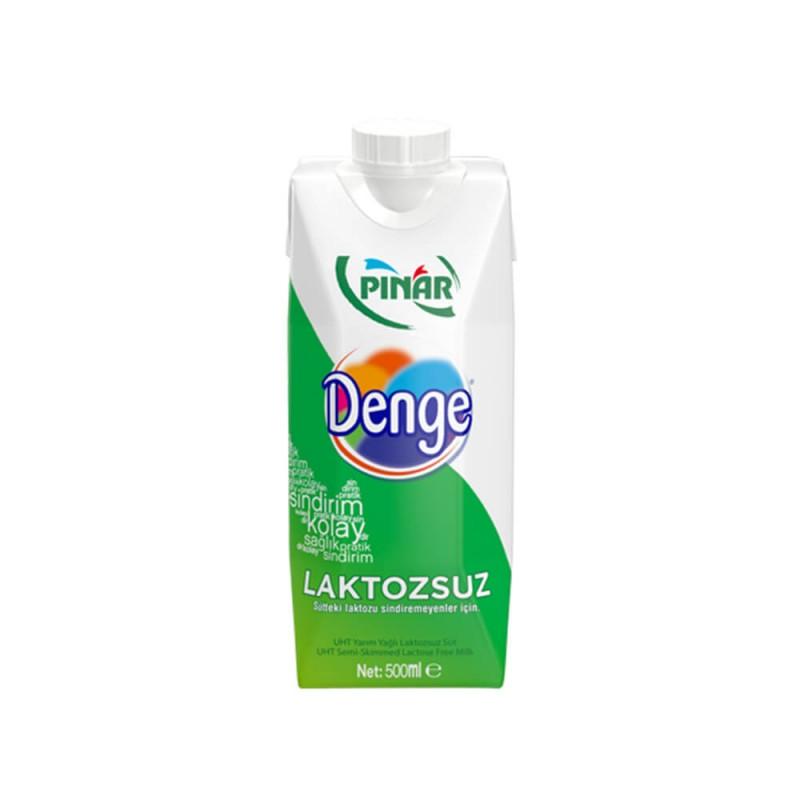 Pınar Laktozsuz Süt 500 ml ürünü