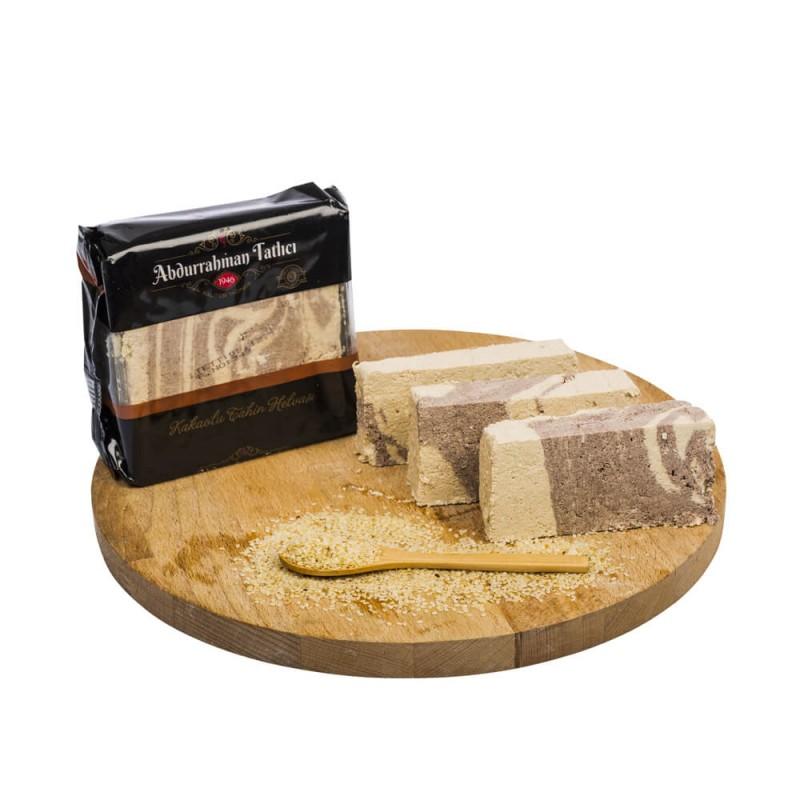 Abdurrahman Tatlıcı Kakaolu Helva 500 gr ürünü