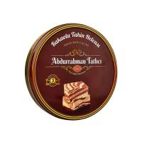 Abdurrahman Tatlıcı Kakaolu Tahinli Helva 650 gr Teneke
