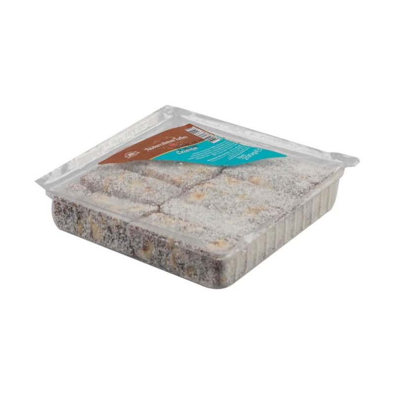 Abdurrahman Tatlıcı Cezerye Lokum 200 gr ürünü