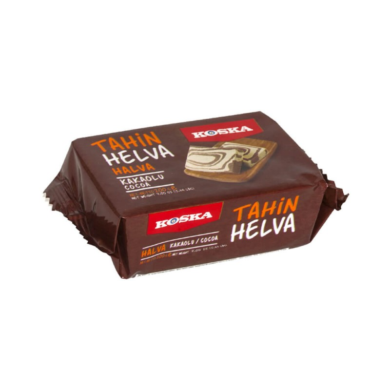 Koska Kakaolu Helva 200 gr ürünü