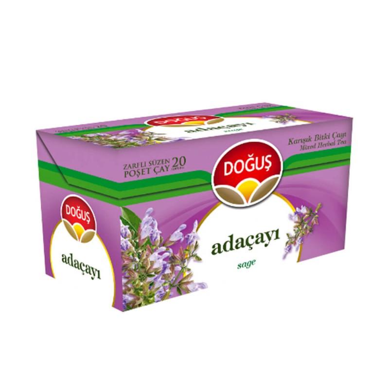 Doğuş Adaçayı Bitki Çayı 20 Adet ürünü