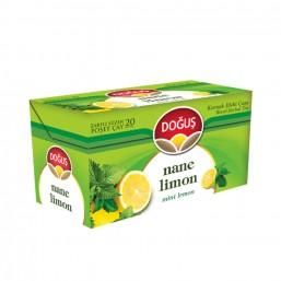 Doğuş Nane Limon Bitki Çayı 20 Adet