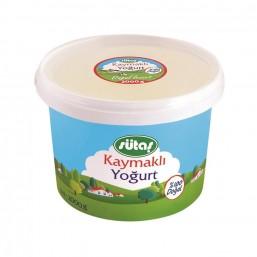 Sütaş Kaymaklı Yogurt 1750 gr