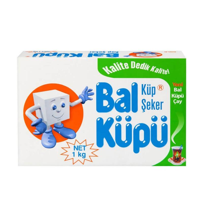 Balküpü Küp Şeker 1 kg ürünü
