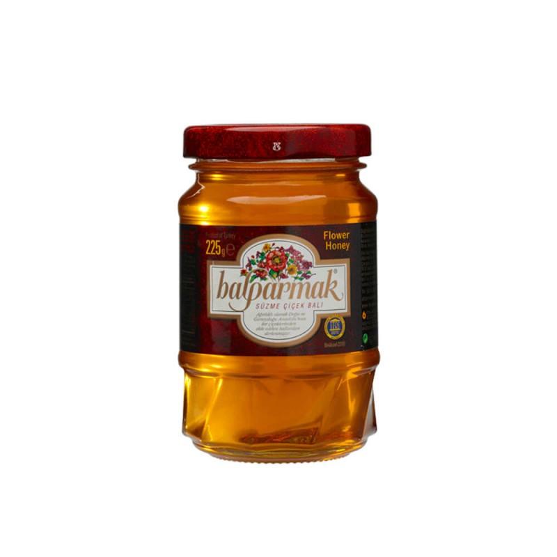 Balparmak Süzme Çiçek Balı 225 gr ürünü